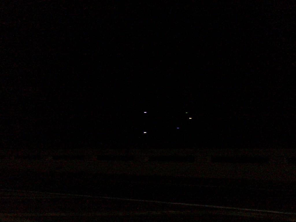 UFO in Sasolburg