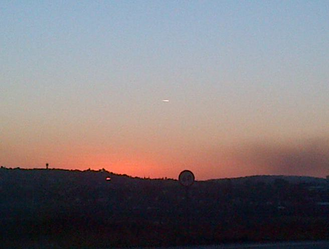 ufo sighting ladysmith