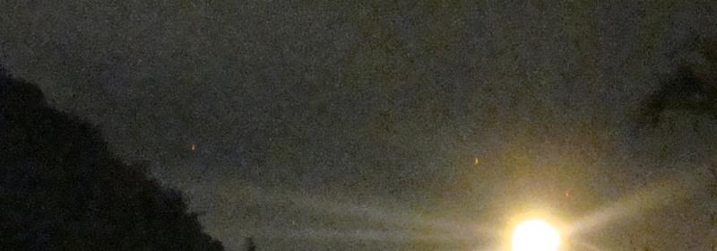 ufo sighting chatsworth durban