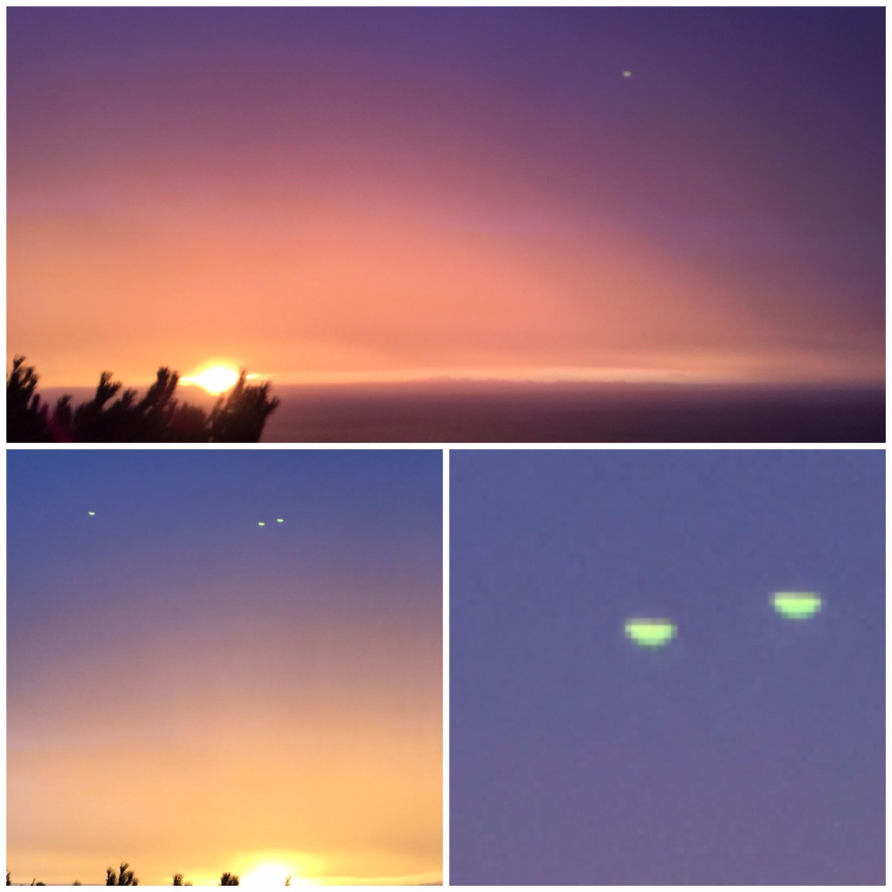 camp's bay ufo