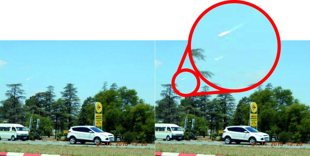 Stilfontein UFOs